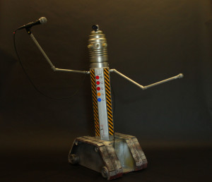 There will three Spy Hop Beat Bots with different styles for Utah Arts Festival visitors to try out at the Makers Booth.