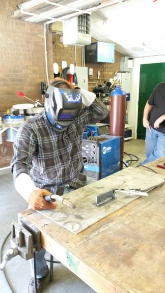 Shaheen welding