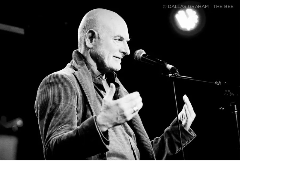 Steve Sternfeld. Credit: Dallas Graham, The Bee.