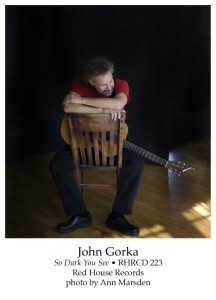 John Gorka will perform at the festival and will be one of the instructors at the IAMA Songwriter Academy.