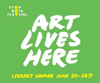 utah arts festival logo 2015