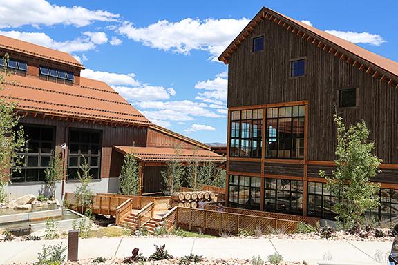 High West Distillery at Blue Sky Ranch