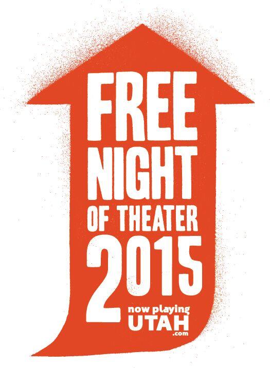 Free Night of Theatre Logo