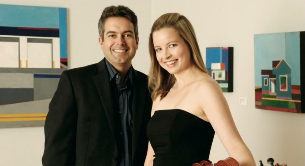 Jason Hardink and Kathryn Eberle