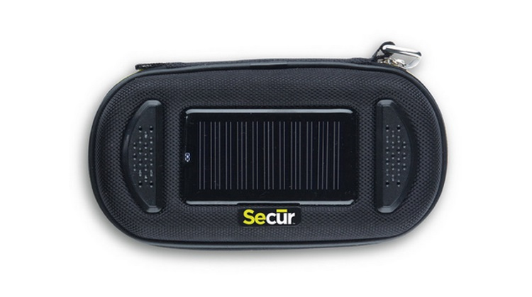 secur solar media player