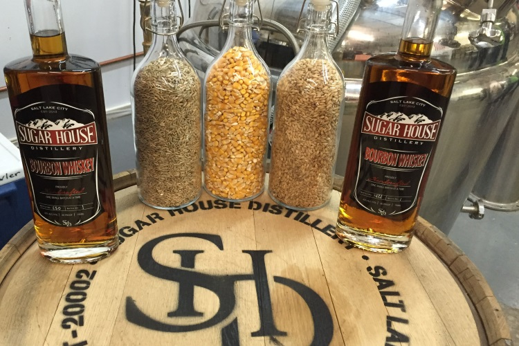 Sugar house distillery bourbon