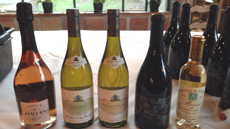 Wasatch Academy of Wine French Wine Scholar class