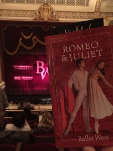 Ballet West's Romeo and Juliet