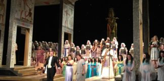 Utah Opera's Aida. Photo credit: Heather L. King