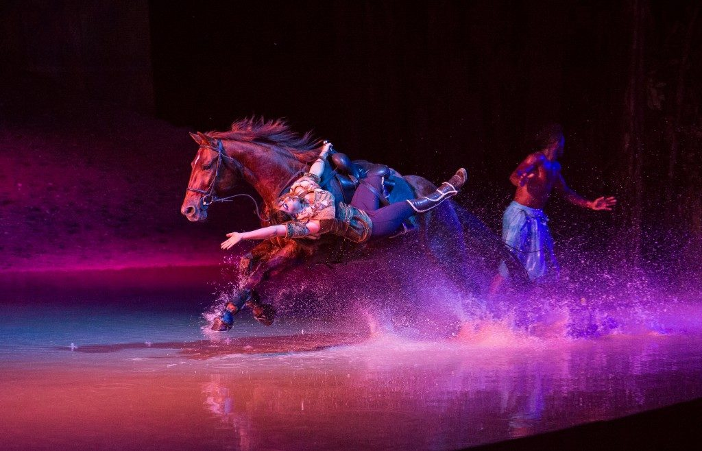 Photo courtesy of Cavalia