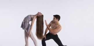 Afternoon of a Faun, courtesy Ballet West