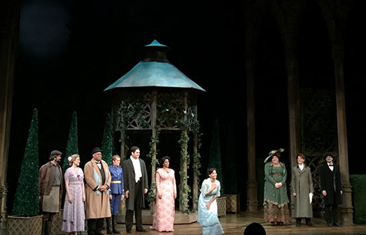 Utah Opera's The Marriage of Figaro