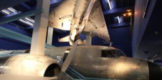 MiG21 Monolith and Convair C-131 Samaritan aircraft