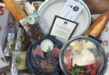 Deer Valley gourmet picnic basket