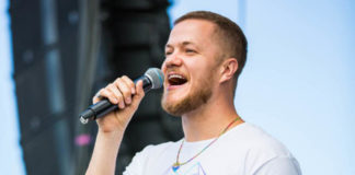 Dan Reynolds. Photo Credit- LoveLoud Foundation.