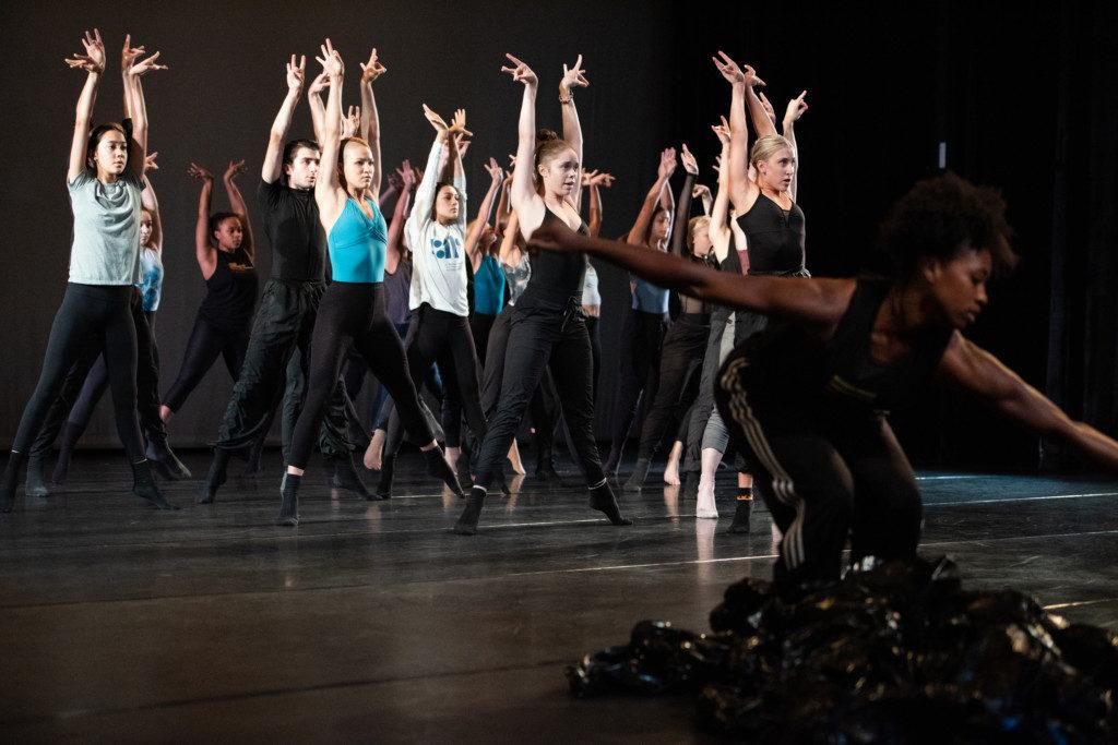 Mature dance project