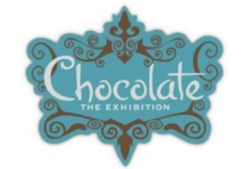 chocolate the exhibition logo