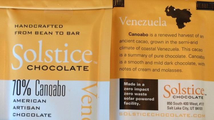 solstice venezuelan chocolate
