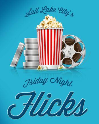 Friday Night Flicks Logo