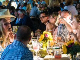 farm to barn dinner 2013 park city food adn wine classic