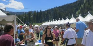 taste of the wasatch 2013 in full flow