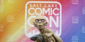 gollum weta statue at salt lake comic con 2014