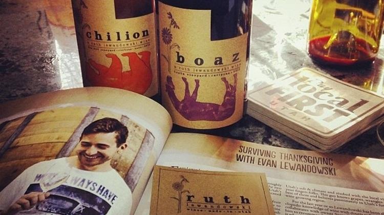 evan lewandowksi and his wines