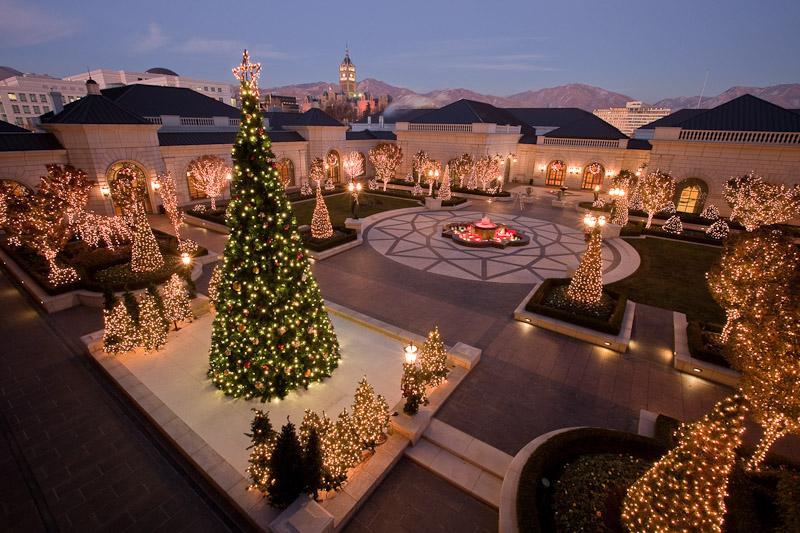Holidays at the Grand