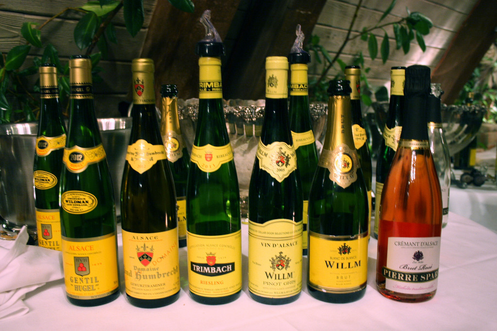 wines of Alsace