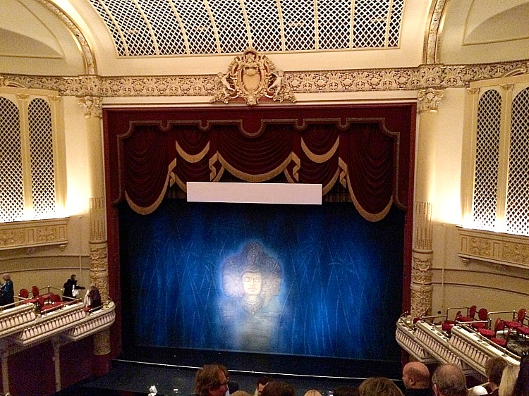 The Pearl Fishers at Capitol Theater in Salt Lake City.