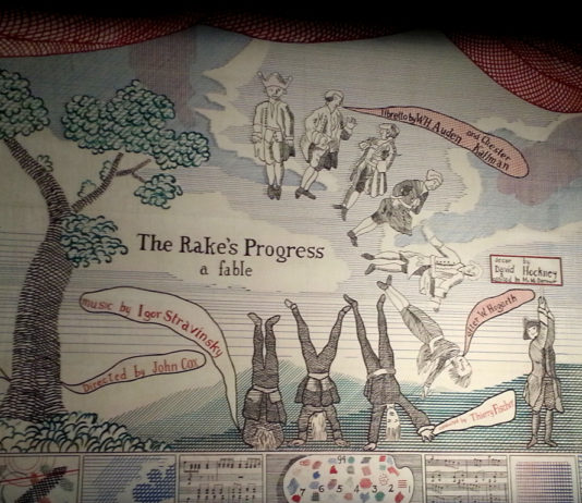 Utah Opera's The Rake's Progress