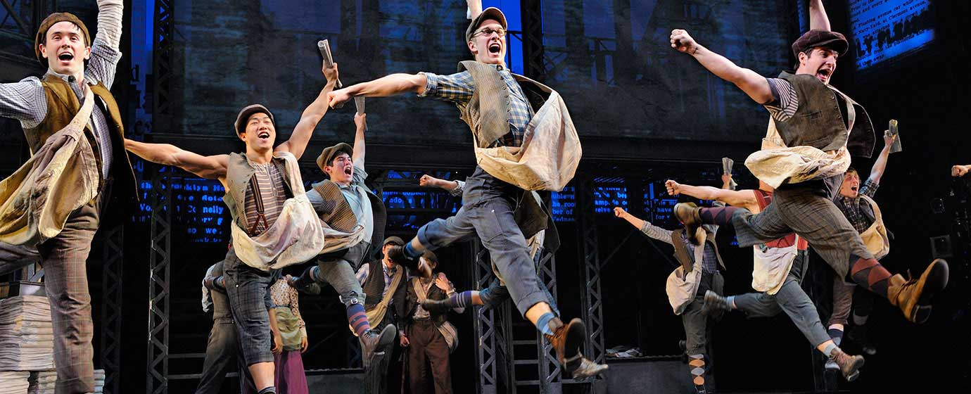 Courtesy of Newsies