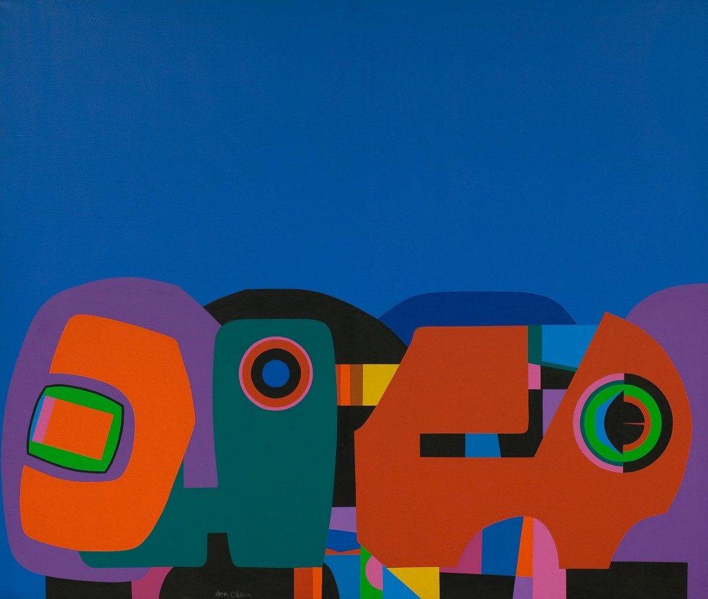 Donald Olsen, Bleeker State of Utah Fine Art Collection