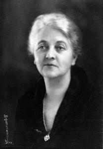 Alice Merrill Horne. Courtesy Utah State History