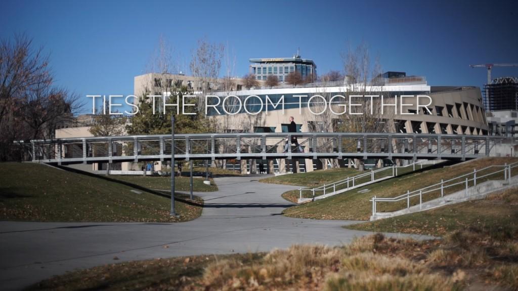 Ties The Room Together, Utah Short Film of The Year, 2016, Fear No Film, Utah Arts Festival.