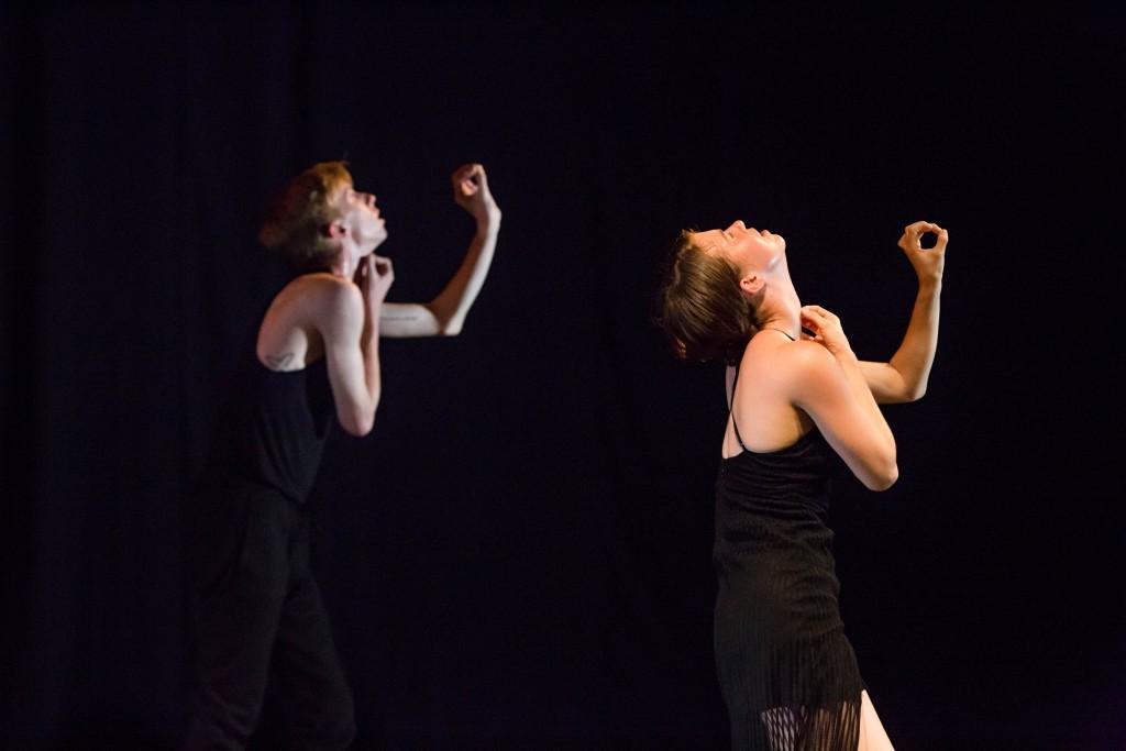 ate9 dancers. Photo: Cheryl Mann Productions.