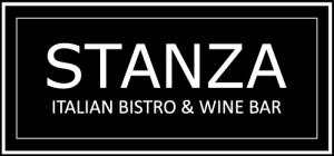 Stanza Logo Black Background