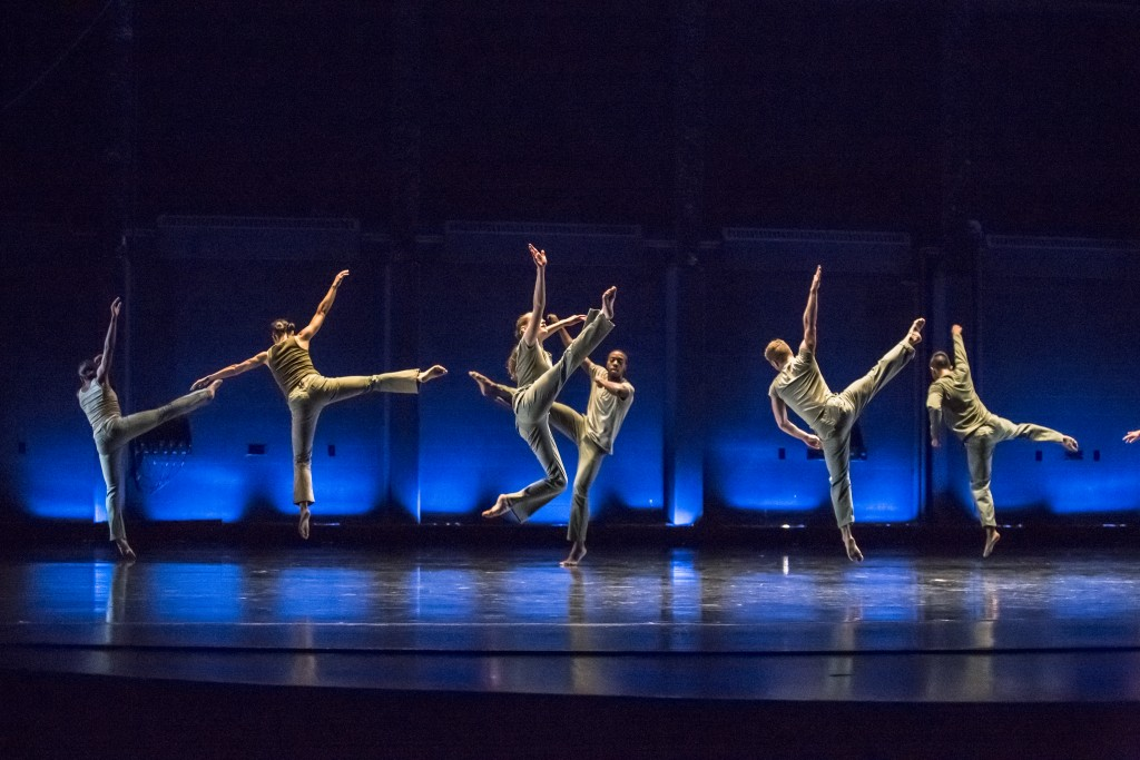 Bolero. Repertory Dance Theatre, by Joanie Smith. Photo: Nathan Sweet