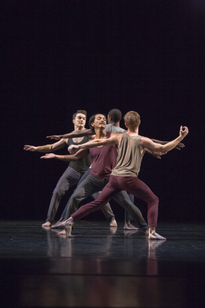 Repertory Dance Theatre sets spring concert with Zvi